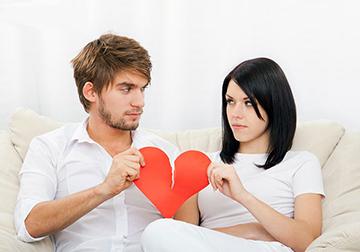 анализ причин развода