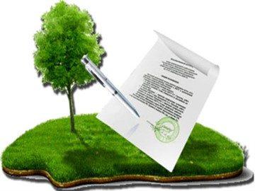 Дарение земельного участка супругу