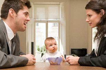 отец не хочет признавать ребенка