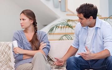 выселение супруга