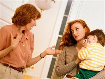 Развод из за родственников мужа
