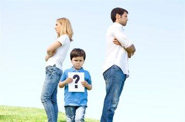 Раздел имущества при разводе доля детей