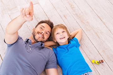 дети и расторжение брака