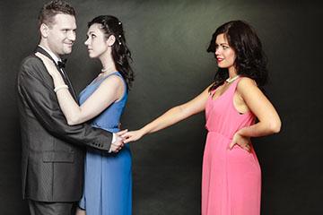 трое в браке