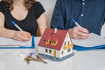 раздел домов и квартир