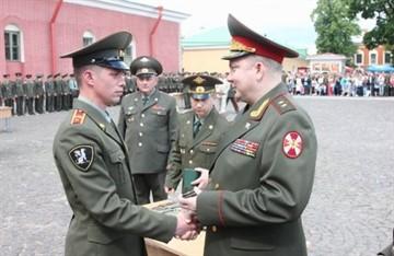 Увольнение военнослужащего росгвардии по собственному желанию