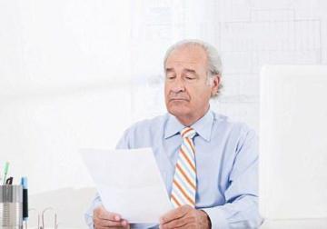 Как написать заявление на увольнение работающему пенсионеру образец