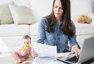 Образец справки в пфр об отпуске по беременности и родам